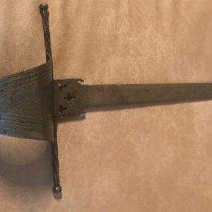Кинжал для левой руки Дага ХVII - век Испания