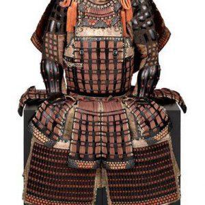 Доспехи самурая нач.19 века период Эдо