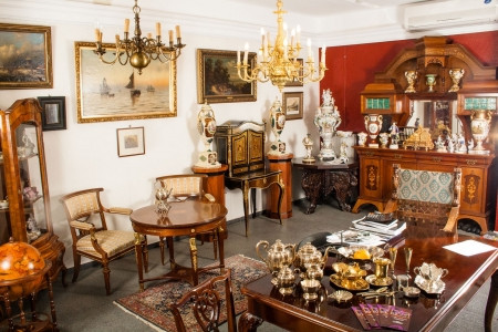 Продажа антиквариата 17-20 веков