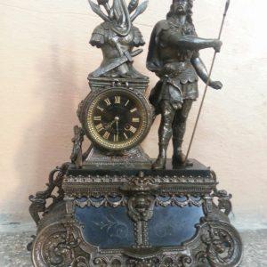 Часы каминные Легионер кон.19 века Франция