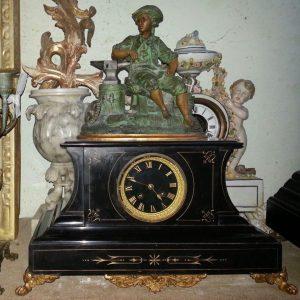 Кабинетные часы Мастер 19 век Франция