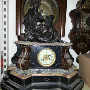 Часы каминные Гомер Австрия 19 век