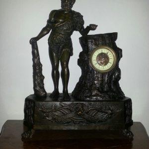 Часы Геракл  19 век