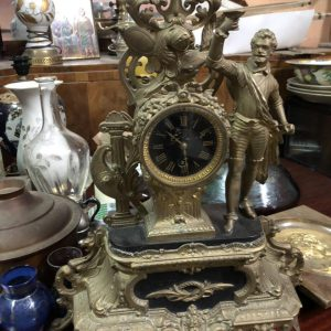 Часы каминные Вельможа