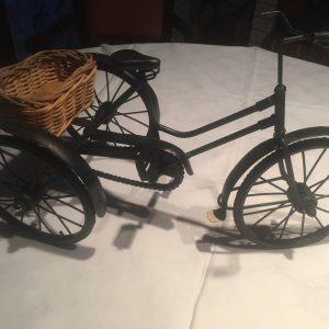 Модель ретро-велосипед  1980-е годы