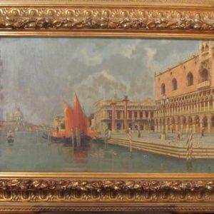 Картина Венеция C. Michels