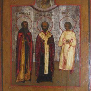 Икона Артемий