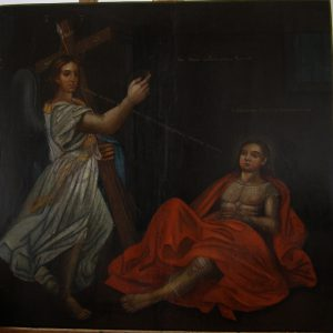 Икона  Параскева Пятница    18 век